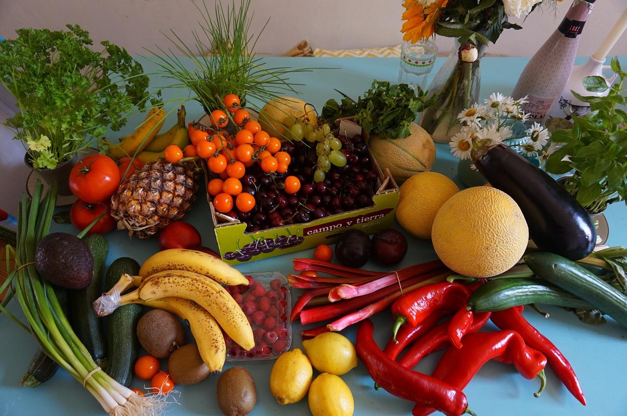 栄養バランスのイメージ画像