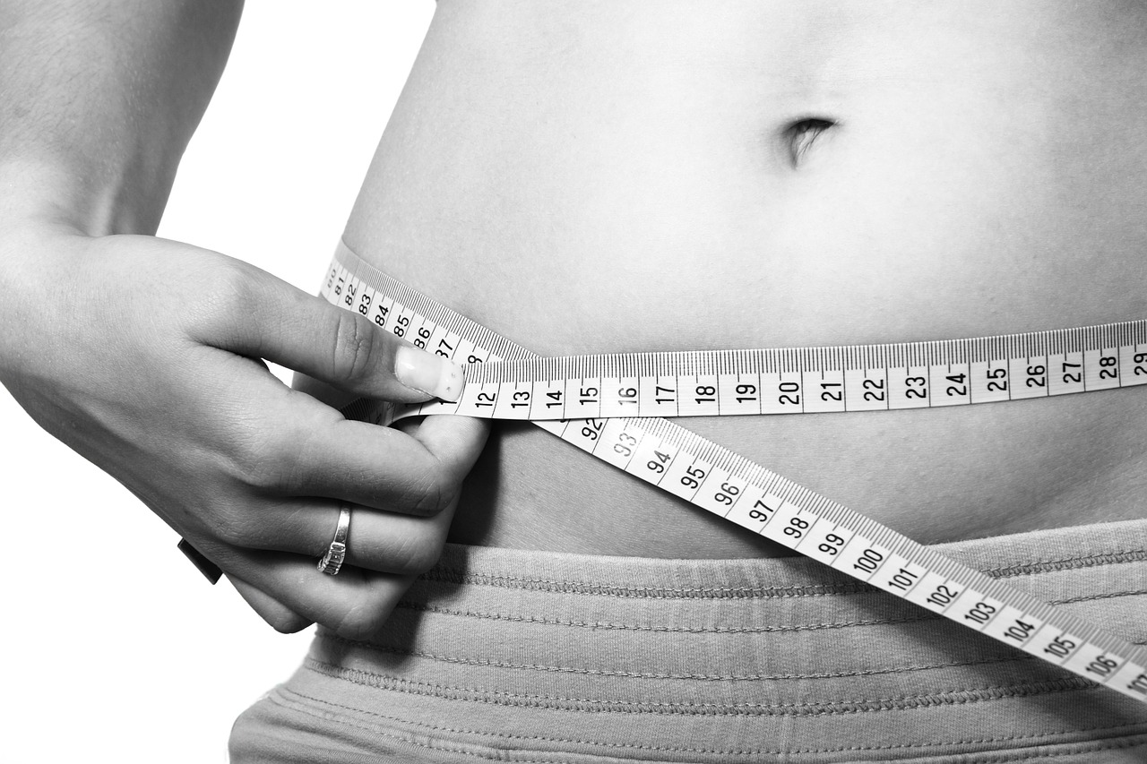 ダイエット、痩せるイメージ画像