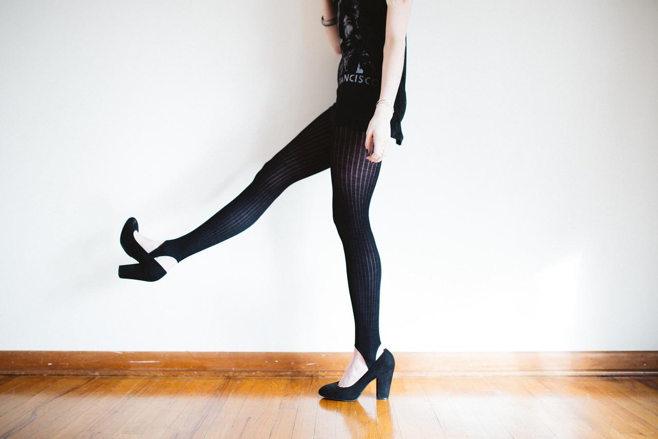 レギンス、脚やせダイエットのイメージ画像